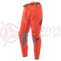 Pantaloni Leatt Pant GPX 5.5 I.K.S. orange/black