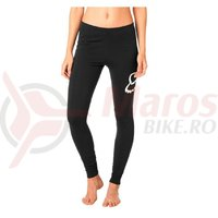 Pantaloni lungi Fox Enduration legging black/white