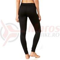 Pantaloni lungi Moto Legging black