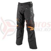 Pantaloni lungi O'Neal Baja negru/portocaliu
