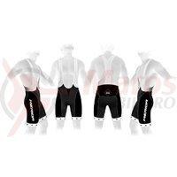 Pantaloni Merida 377 negru/alb