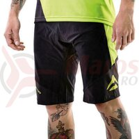 Pantaloni Merida Enduro Design scurt baggy fara bazon verde Freeride Line