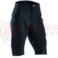 Pantaloni Northwave Drop Baggy negru fara lenjerie cu bazon