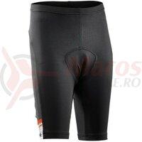 Pantaloni NORTHWAVE ORIGIN JUNIOR copii scurt negru/rosu