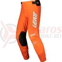Pantaloni Leatt Pant Moto 5.5 I.K.S. Orange