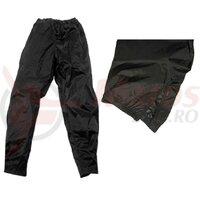 Pantaloni ploaie Hock Rain Guard Basic uni/black, pana la 175 cm