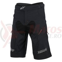 Pantaloni scurti Alpinestars Drop 2 Shorts black/white