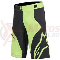 Pantaloni scurti Alpinestars Pathfinder Base Racing Shorts bright green/black