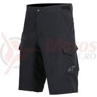Pantaloni scurti Alpinestars Rover 2 Base black/dark shadow