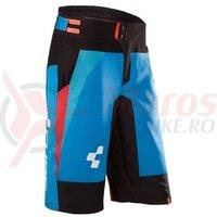 Pantaloni scurti Cube Action Team Short albastru/negru