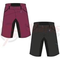 Pantaloni scurti Cube Motion Shorts WLS negri