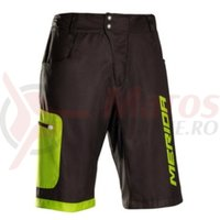 Pantaloni scurti F196 green Baggy Enduro green/black