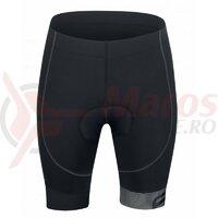 Pantaloni scurti Force F B21 Easy cu bazon, Negru
