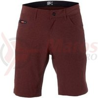 Pantaloni Scurti Fox Machete Tech short cranberry