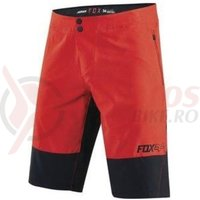 Pantaloni scurti Fox MTB-Pant Altitude short red/black