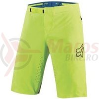 Pantaloni scurti Fox MTB-Pant Attack short florida yellow