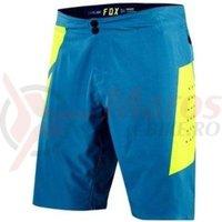 Pantaloni scurti Fox MTB-Pant Livewire short teal