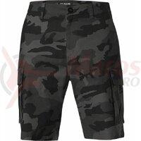 Pantaloni scurti Fox Slambozo Camo 2.0 [Black Camo]