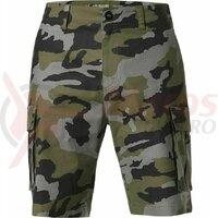 Pantaloni scurti Fox Slambozo Camo 2.0 [Green Camo]