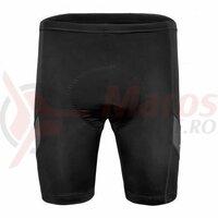 Pantaloni Scurti Funkier Milano Active Men - Black