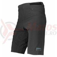 Pantaloni scurti Leatt MTB 1.0 Black