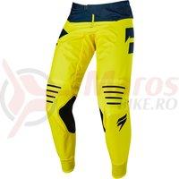 Pantaloni Shift 3Lack Mainline pant ylw/nvy