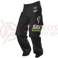 Pantaloni Shift MX-Pant Recon Caliber Pant black/white