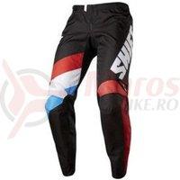 Pantaloni Shift MX-Pant Whit3 Tarmac Pant black/black