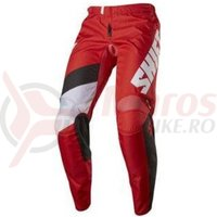 Pantaloni Shift MX-Pant Whit3 Tarmac Pant red