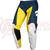 Pantaloni Shift Whit3 Label GP LE pant nvy/ylw