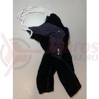 Pantaloni Shimano performance premium 3/4 cu bretele negru/gri