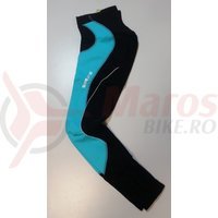 Pantaloni Shimano performance premium WFG pentru femei fara bazon negru/albastru