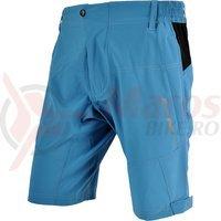 Pantaloni Silvini ciclism Chiecco MP629 albastri