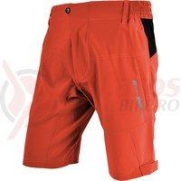 Pantaloni Silvini ciclism Chiecco MP629 portocali