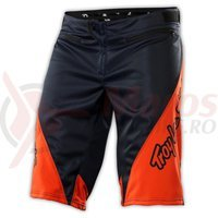 Pantaloni Troy Lee Designs Sprint Short Navy orange