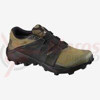 Pantofi alergare barbati Salomon Wildcross GTX MARTINI OL/BK/Olive