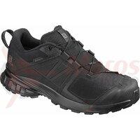 Pantofi alergare barbati Salomon XA Wild GTX Black/Black/Black