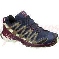 Pantofi alergare femei Salomon XA PRO3D V8 GTX W Bleumarin