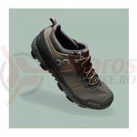 Pantofi alergare On Cloudventure Midtop kaki