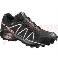Pantofi alergare salomon Speedcross 4 Gore-Tex black/black/si barbati