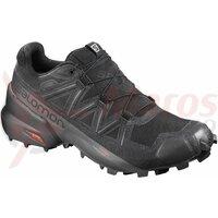 Pantofi alergare Salomon SPEEDCROSS 5 GTX barbati Negru/Phantom