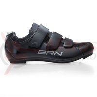 Pantofi ciclism BRN 3STR Road negri