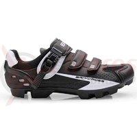 Pantofi ciclism BRN Cross MTB negri