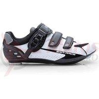 Pantofi ciclism BRN Race Corsa Road albi