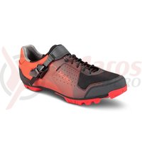 Pantofi ciclism Cube MTB Peak Pro red/black