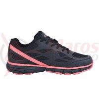 Pantofi ciclism FLR Energy Mtb - Negru/Roz prafuit