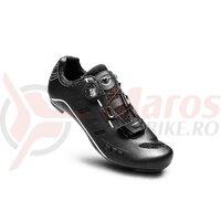 Pantofi ciclism FLR F-22 II Pro Road negri