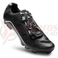 Pantofi ciclism FLR F-75 II Elite Mtb negri