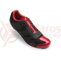 Pantofi ciclism Giro Savix bright red black