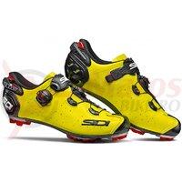 Pantofi ciclism MTB Sidi Drako 2 SRS galben/negru
